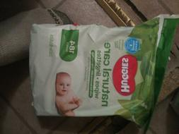 Huggies Natural Care Baby Wipes Refill, Fragrance Free  184