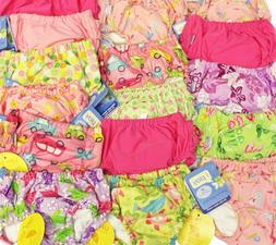 NEW 3 I Play Baby Girl Infant Ultimate Swim Diapers UPF 50+