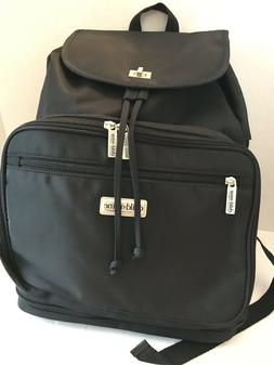 New Child of Mine by CARTERS Backpack Diaper Bag in Black