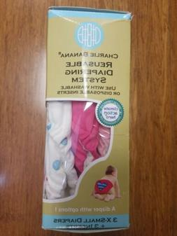 new cloth diapers x small xs 3