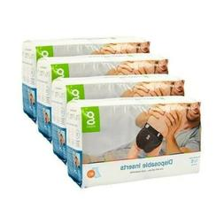 NEW Gdiapers NB Newborn S Disposable Inserts For Cloth Diape