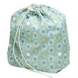 New! GroVia Wet Bag - Drawstring Tote - Limited Edition - Bl