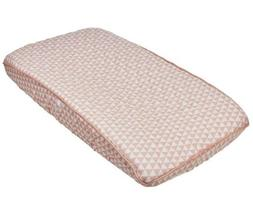 Bacati Noah Tribal Quilted Cotton Muslin/Polyester Batting D