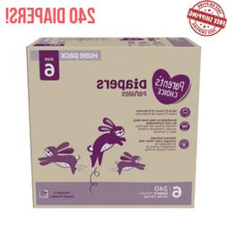Overnight Diapers Baby Size 6 Everyday Disposable Diapers 24