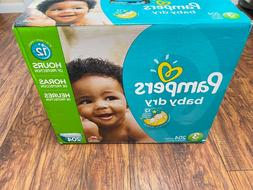 Pampers Baby Dry Size 3 Diapers Economy Plus Pack - 204 Coun
