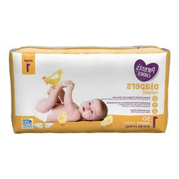 Parent's Choice Disposable Diapers Size 1  *Free 2 day Ship