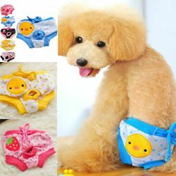 Pet Female Dog Sanitary Diaper Short Pants Physiological Und