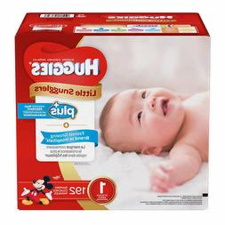 Huggies Plus Diapers Size 1: Up to 14lbs, 192ct - Free Shipp