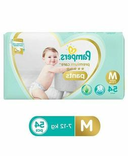 Pampers Premium Care Pant Style Diapers M Size - 54 Pants