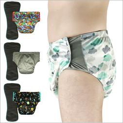 Pull On Cloth Diaper with Insert – Special Needs Briefs fo