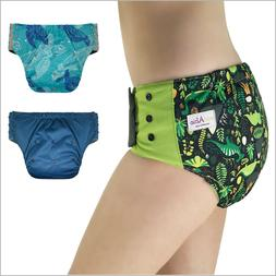 Pull On Cloth Diaper with Tabs – Special Needs Briefs for