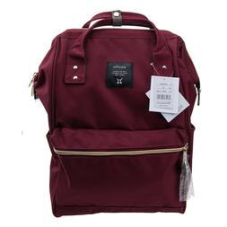 Anello Ruby Red Japan Unisex Fashion Backpack Rucksack Diape