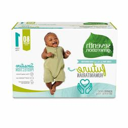 Seventh Generation Sensitive Protection Diapers -