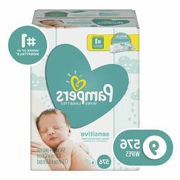 Wet Wipes by Pampers Newborn Baby Diapers. Varied quantity p