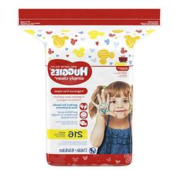 HUGGIES Simply Clean Fragrance-Free Baby Wipes Refill Pack,