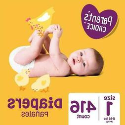 Size 1 Baby Diapers, 416 count  Parent's Choice