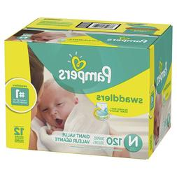 swaddlers diapers size 1 2 3 4
