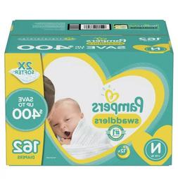 PAMPERS Swaddlers Newborn Disposable Diapers **LOW PRICE** 1