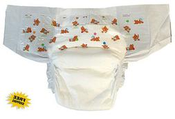 Bambino Teddy Adult Diapers  *BRAND NEW*