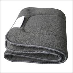 Teen and Adult Charcoal Bamboo Inserts for Cloth Diapers