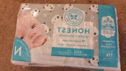 The Honest Company Diapers PANDAS Size N - Babies up to 10 l