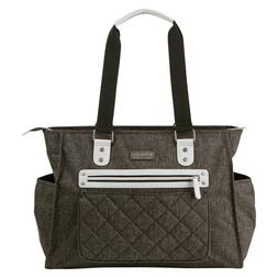 Tote Diaper Bag - Just One You made by carter's - Gray