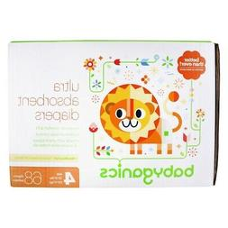 BabyGanics - Ultra Absorbent Diapers Stage 4 (22