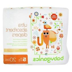 BabyGanics - Ultra Absorbent Diapers Stage 5