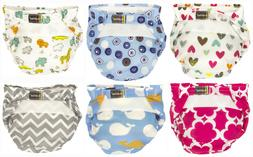 Kushies Ultra-Lite All-In-One Form-Fitted Washable Cloth Dia