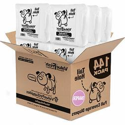 ValueFresh Disposable Diapers for Female Dogs, X-Small, 144