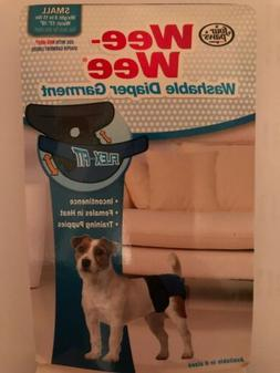 wee washable diaper garment