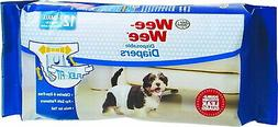 Four Paws Wee-Wee Dog Diapers with Tail-Hole, X-Small, Dispo