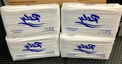 x4 New Packs Rely Adult Diapers Underwear Size Medium Each P